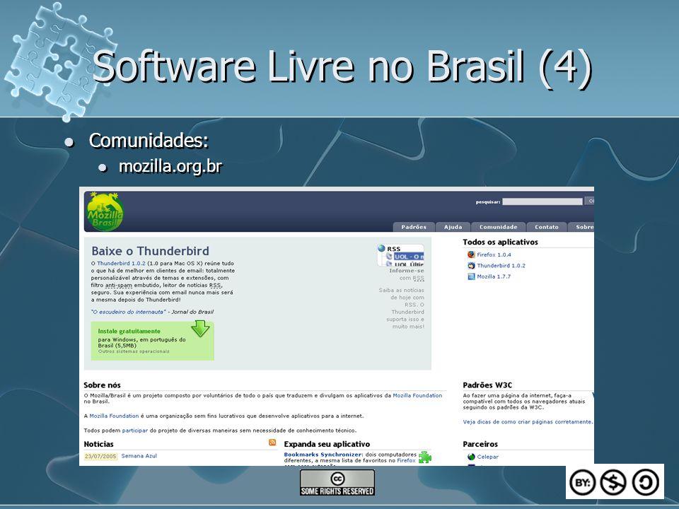 Software Livre no Brasil (4)
