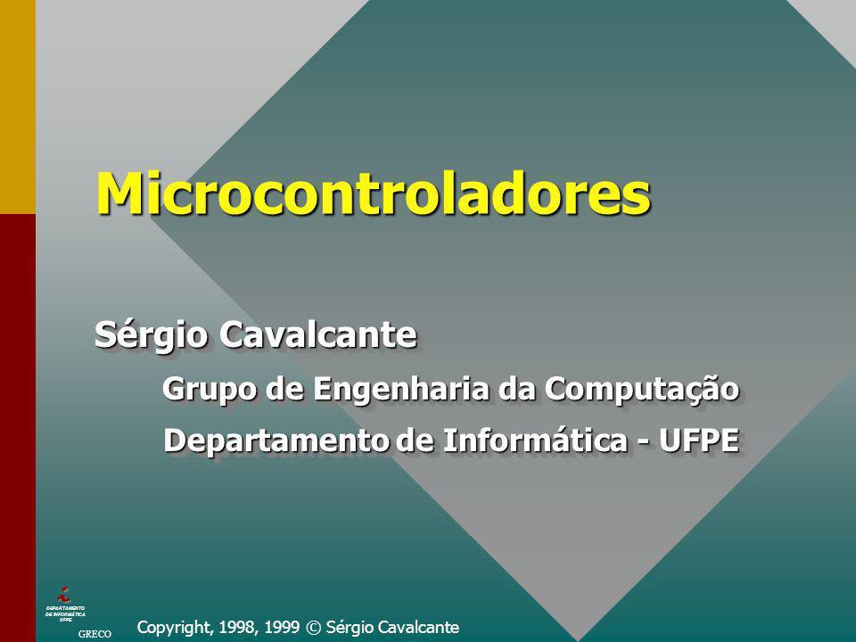 Grupo de Engenharia da Computação Departamento de Informática - UFPE