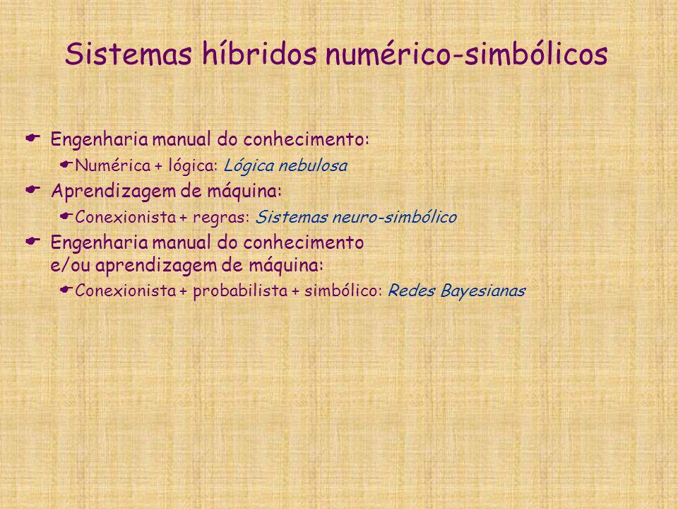 Sistemas híbridos numérico-simbólicos