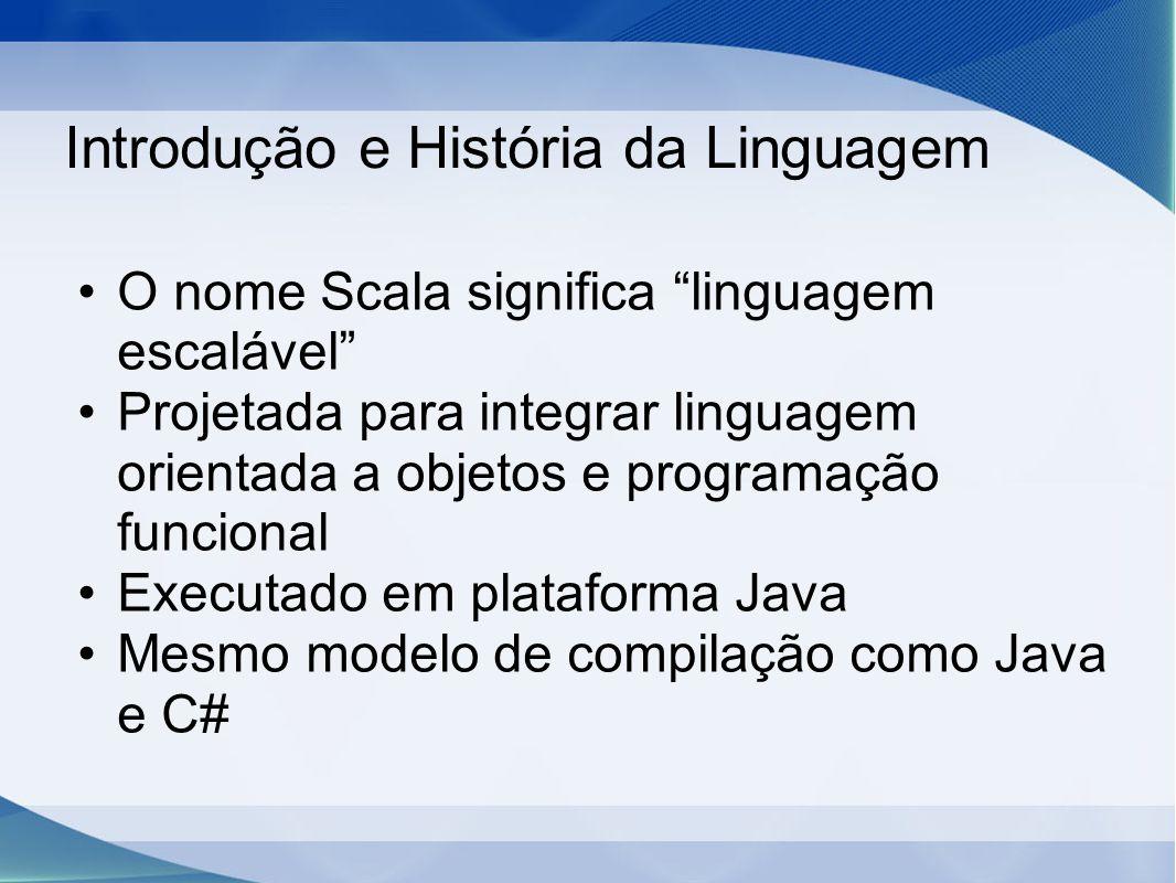 Introdução e História da Linguagem