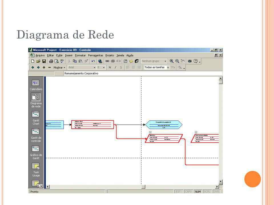 Diagrama de Rede
