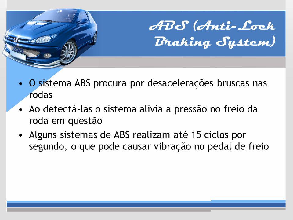 ABS (Anti-Lock Braking System)
