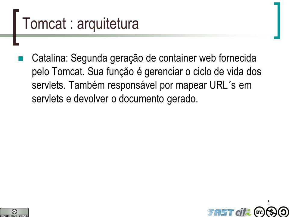 Tomcat : arquitetura
