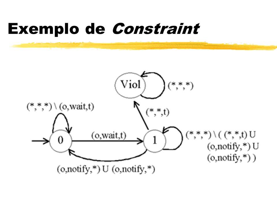 Exemplo de Constraint