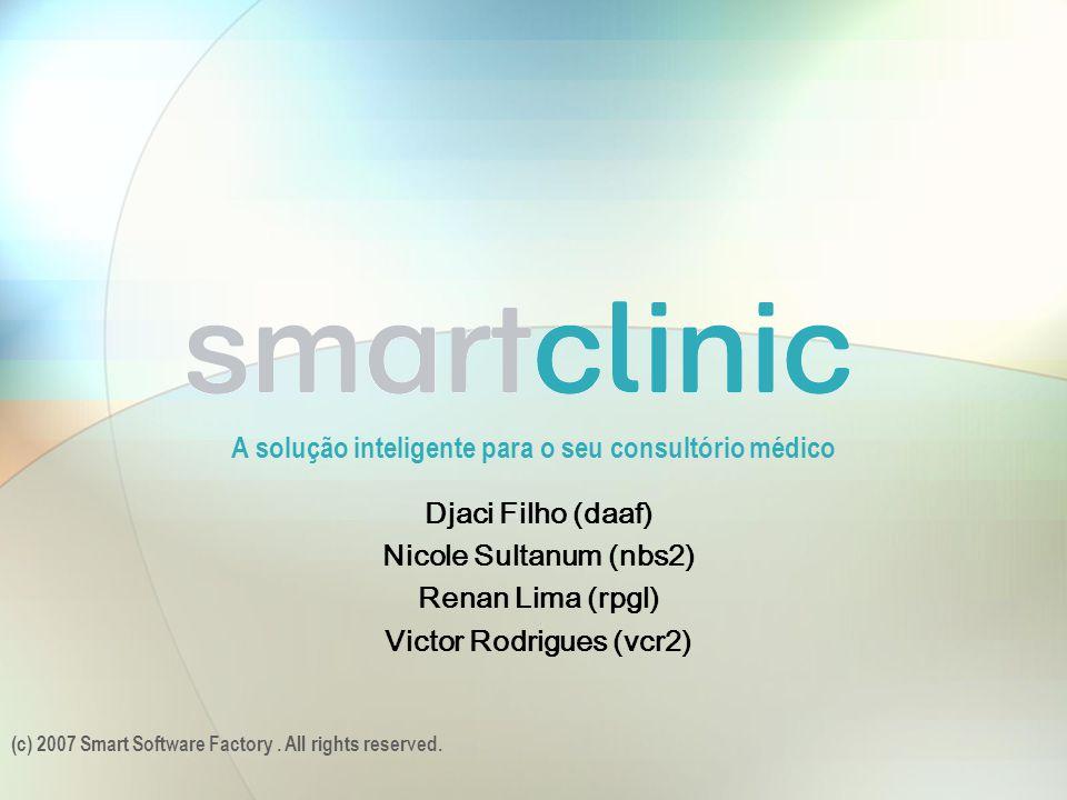 A solução inteligente para o seu consultório médico