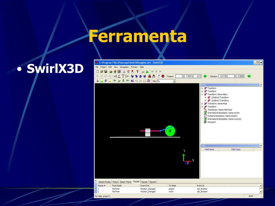 Ferramenta SwirlX3D