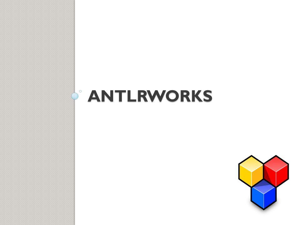 ANTLRWorks