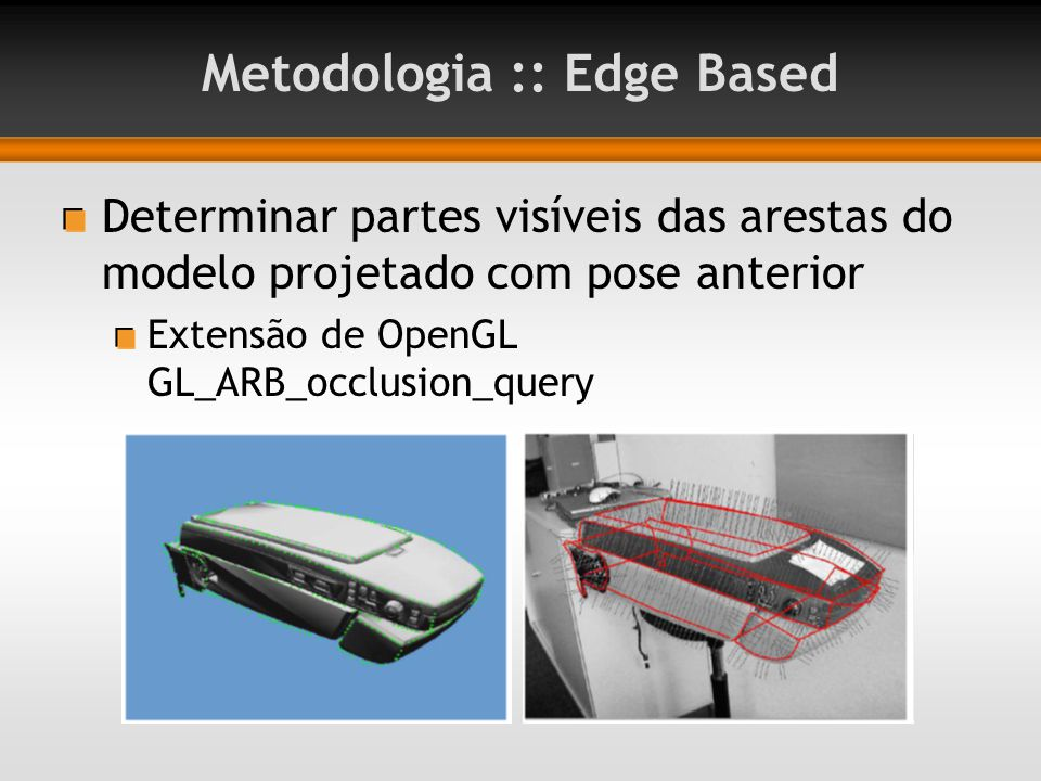 Metodologia :: Edge Based