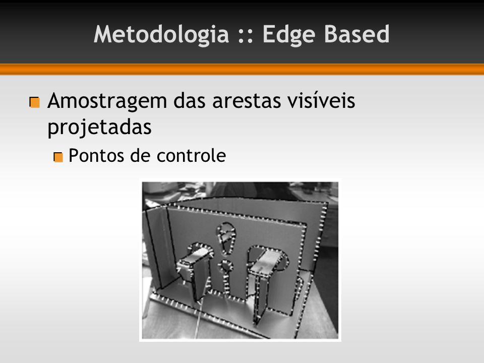 Metodologia :: Edge Based