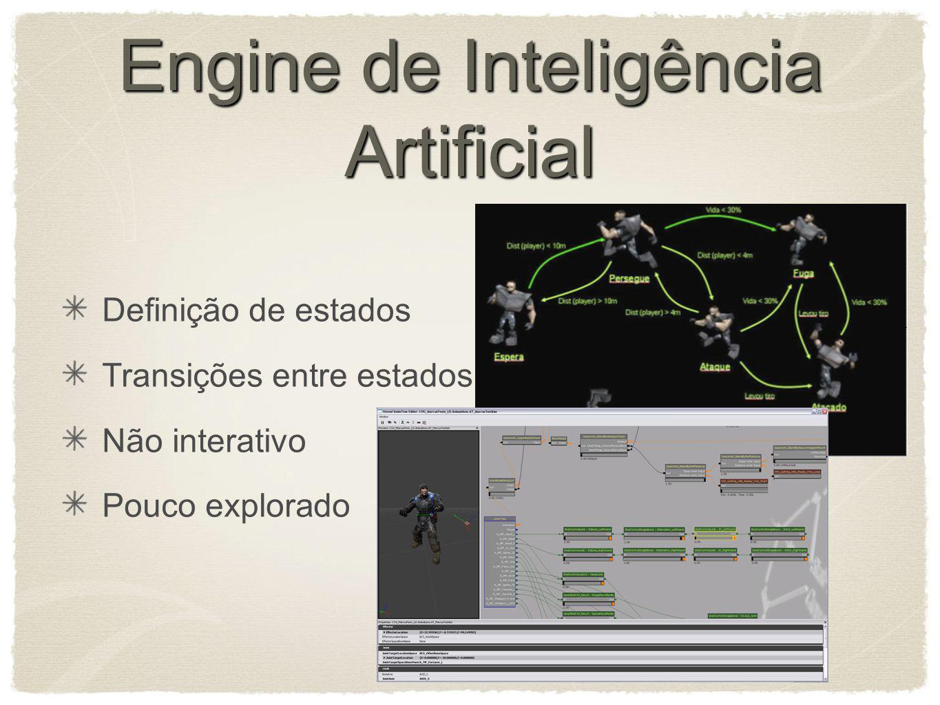 Engine de Inteligência Artificial