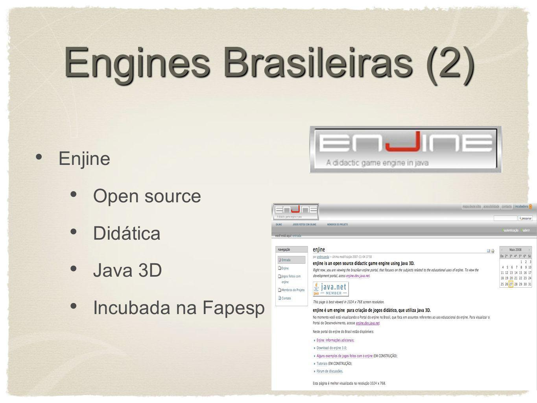 Engines Brasileiras (2)