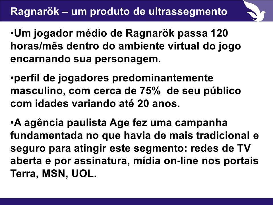 Ragnarök – um produto de ultrassegmento