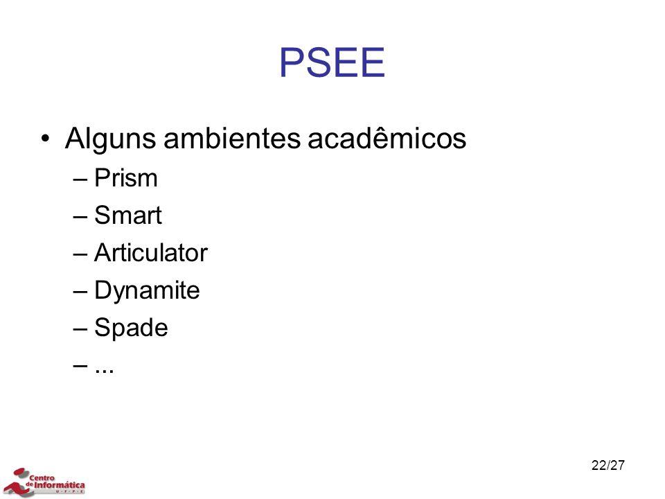 PSEE Alguns ambientes acadêmicos Prism Smart Articulator Dynamite