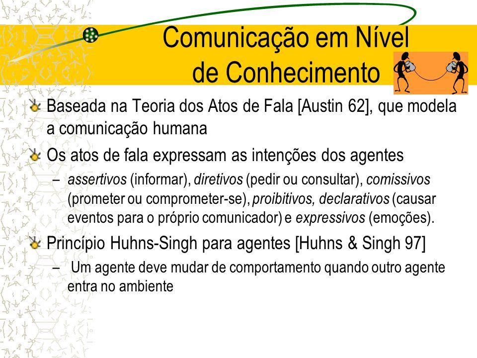 Comunicação em Nível de Conhecimento