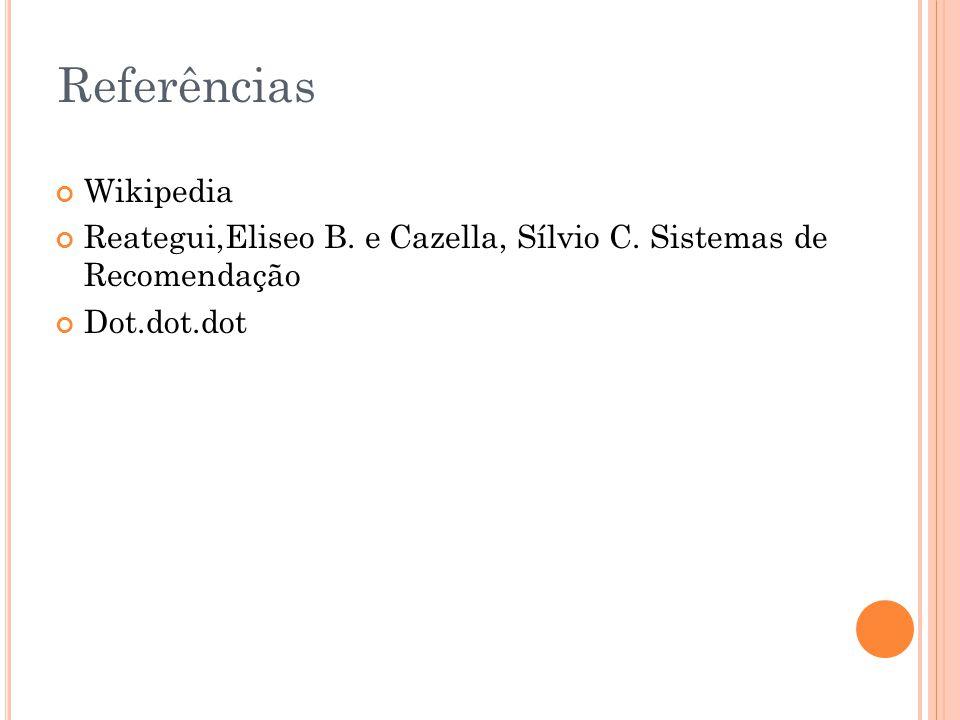 Referências Wikipedia