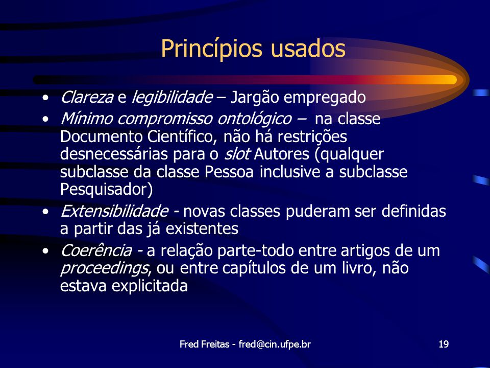 Fred Freitas - fred@cin.ufpe.br