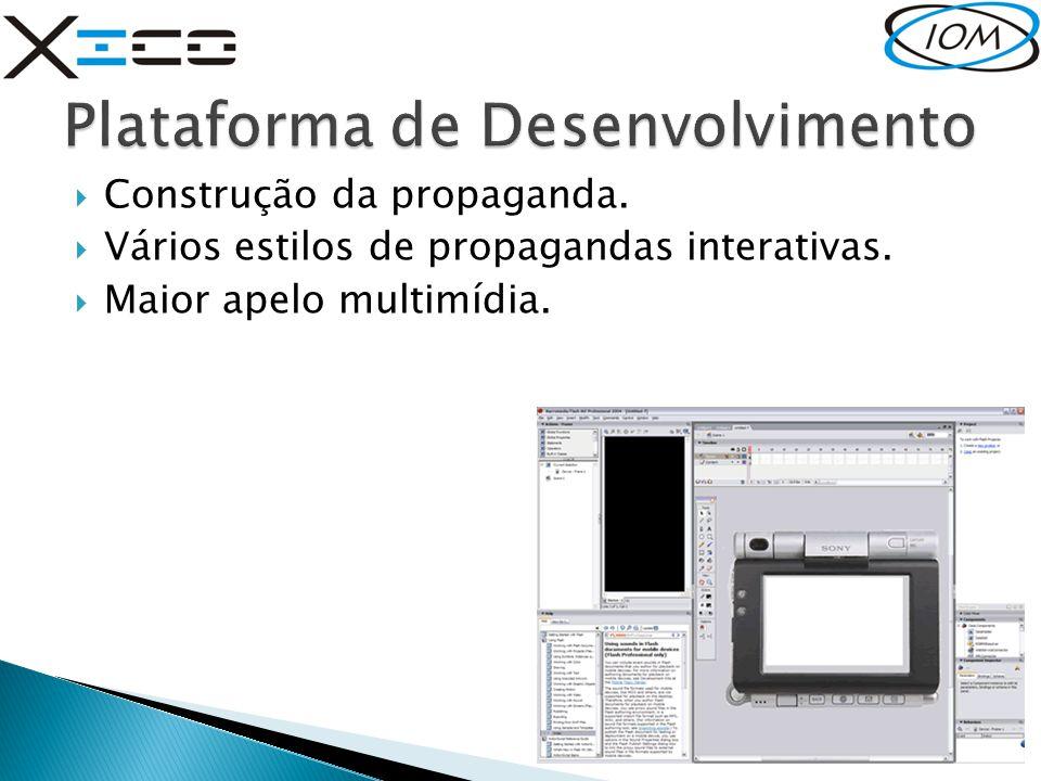 Plataforma de Desenvolvimento
