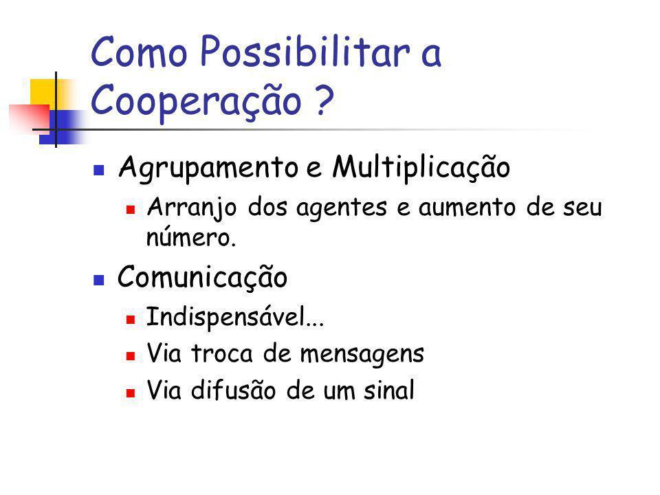 Como Possibilitar a Cooperação