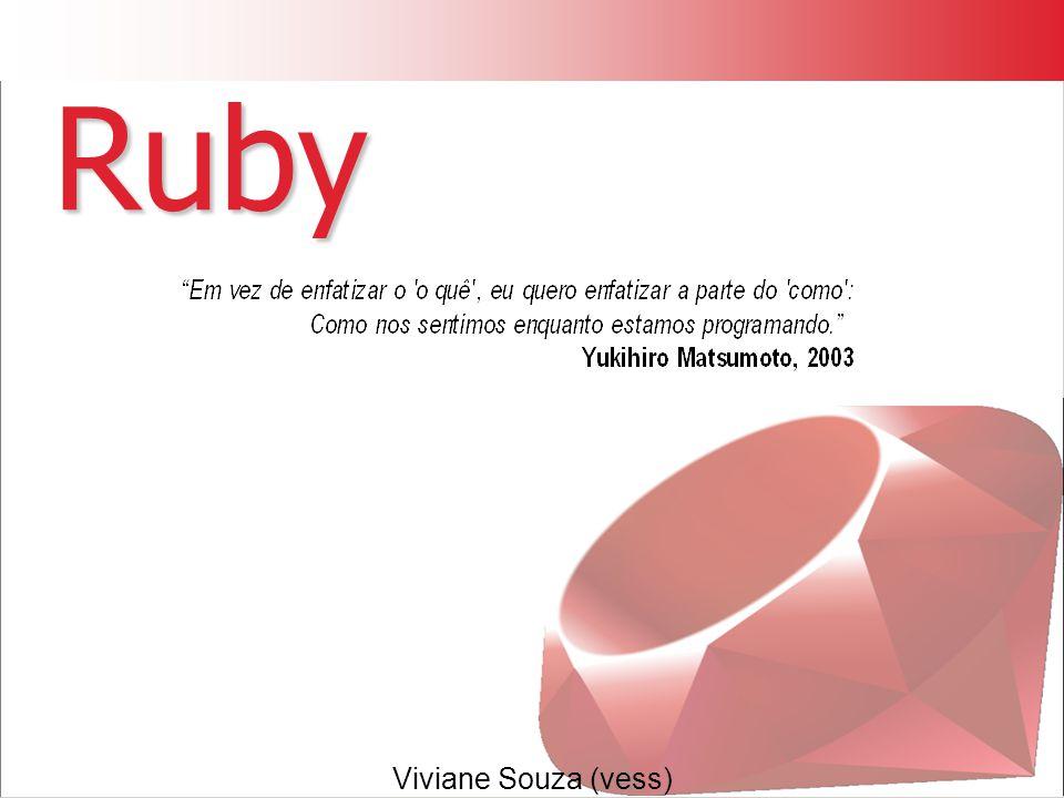 Ruby Viviane Souza (vess)