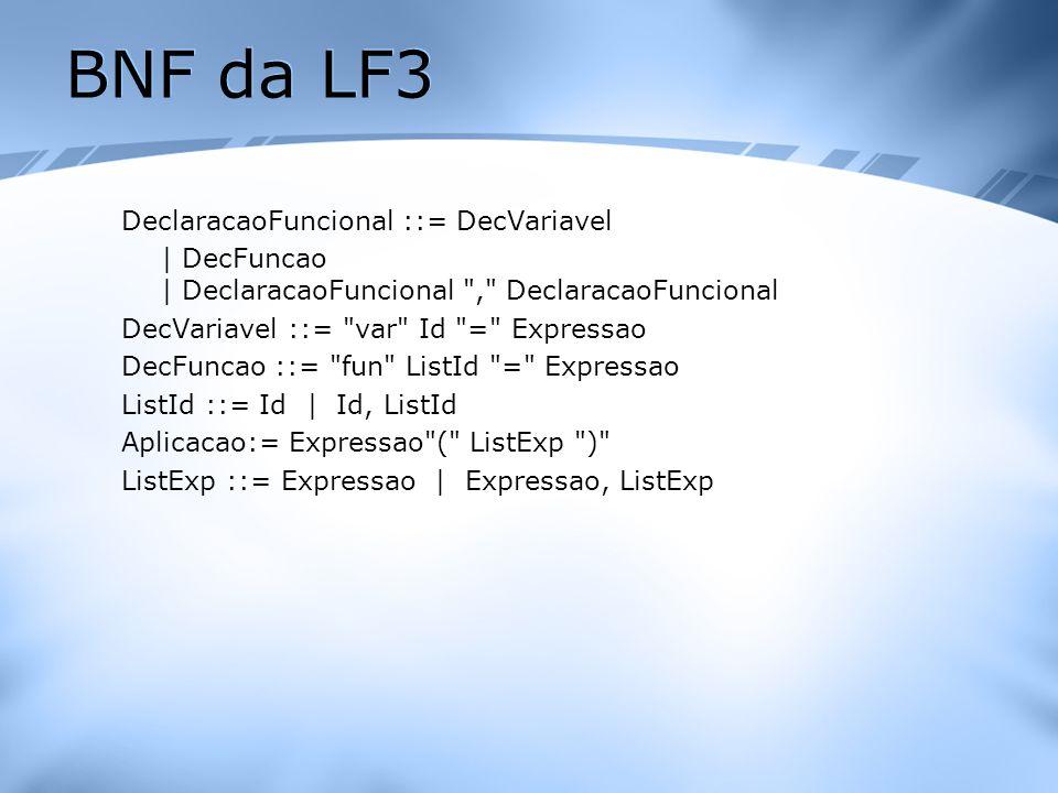 BNF da LF3