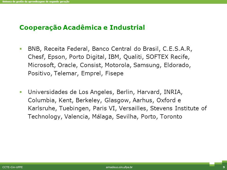 Cooperação Acadêmica e Industrial