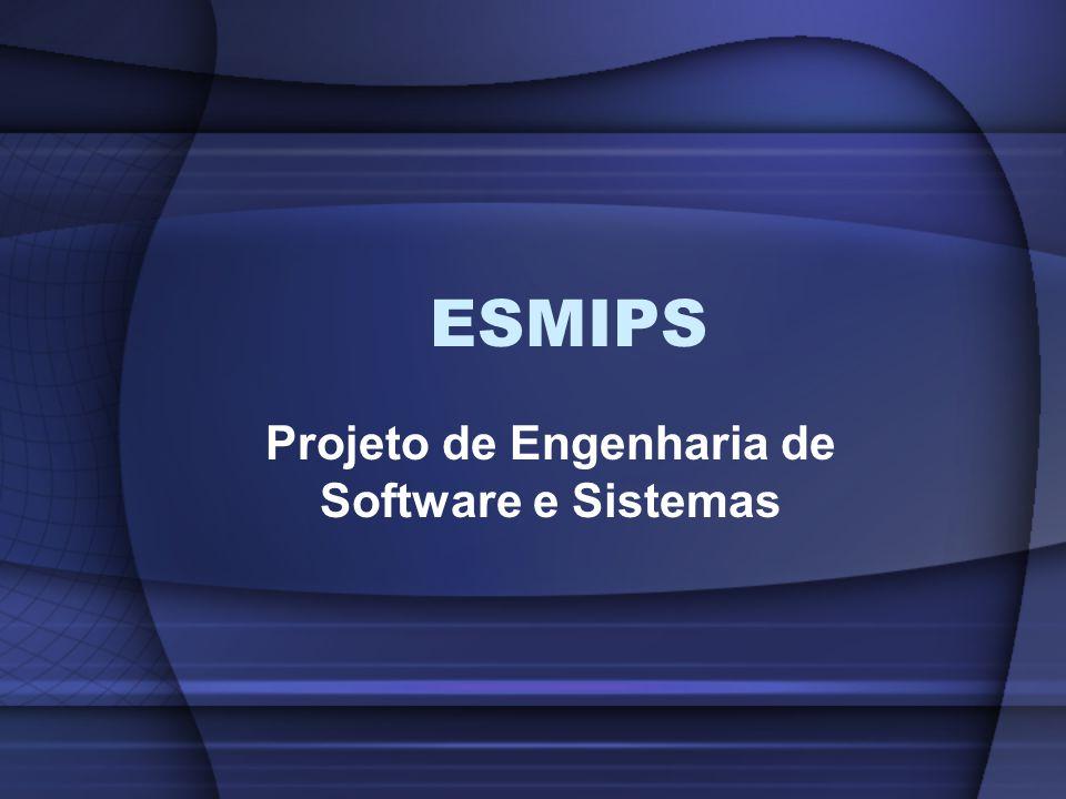 Projeto de Engenharia de Software e Sistemas