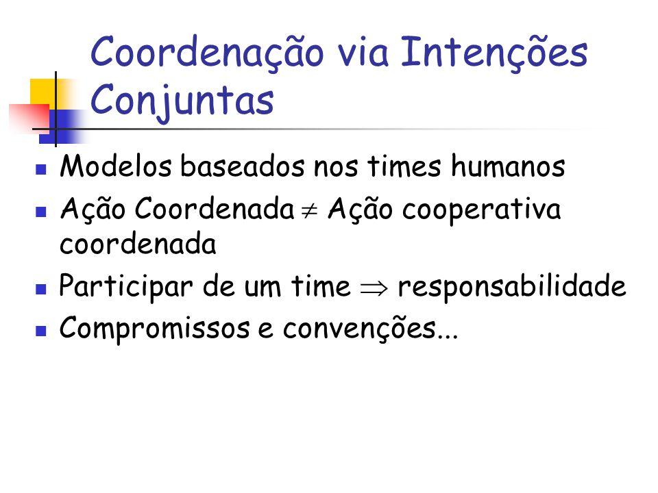 Coordenação via Intenções Conjuntas