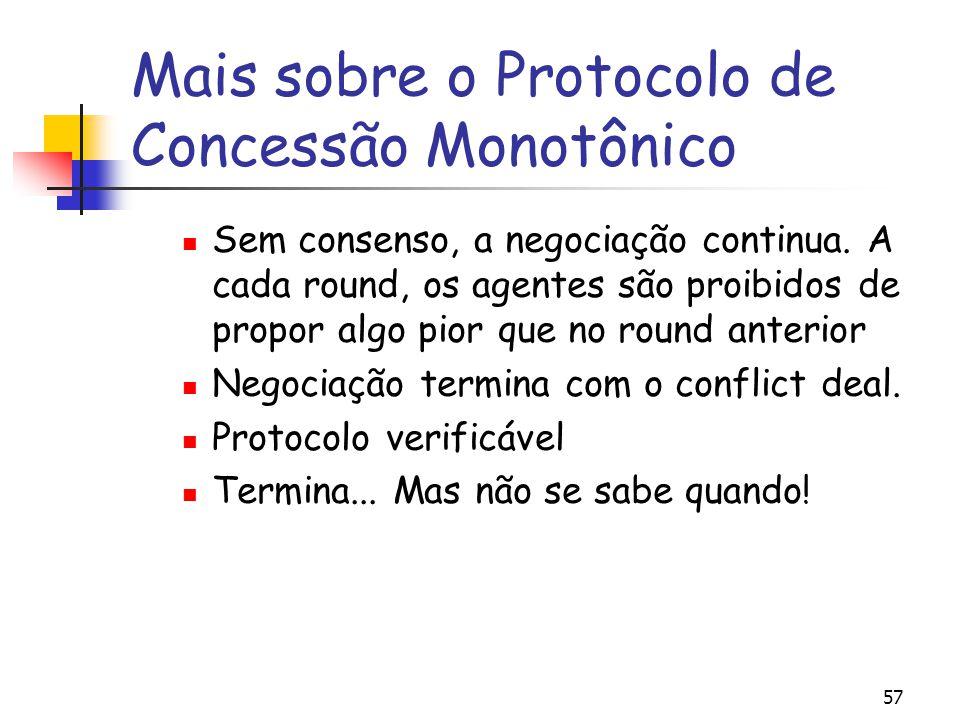 Mais sobre o Protocolo de Concessão Monotônico