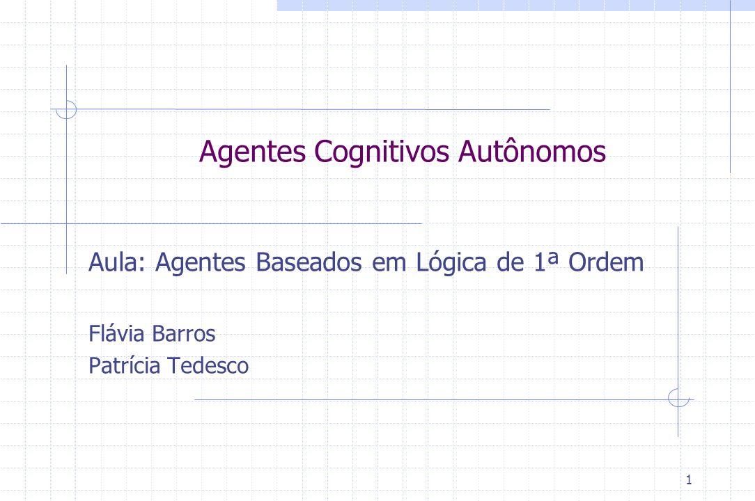 Agentes Cognitivos Autônomos
