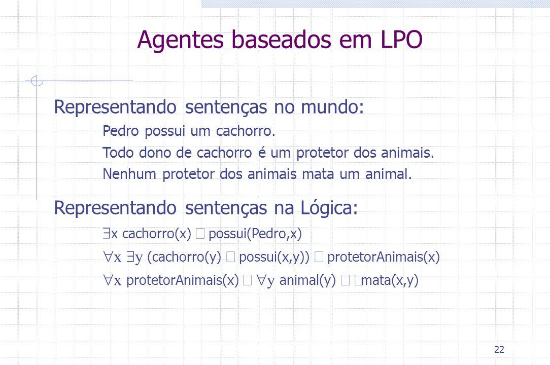 Agentes baseados em LPO