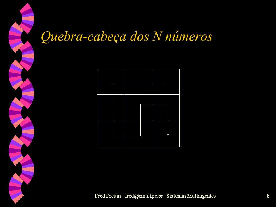 Quebra-cabeça dos N números