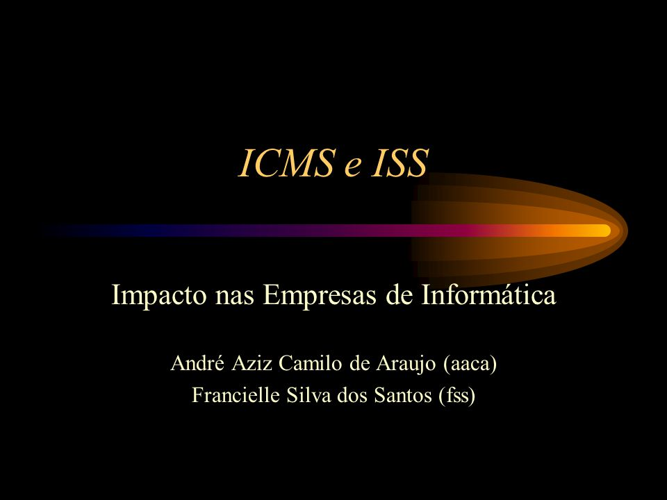 ICMS e ISS Impacto nas Empresas de Informática
