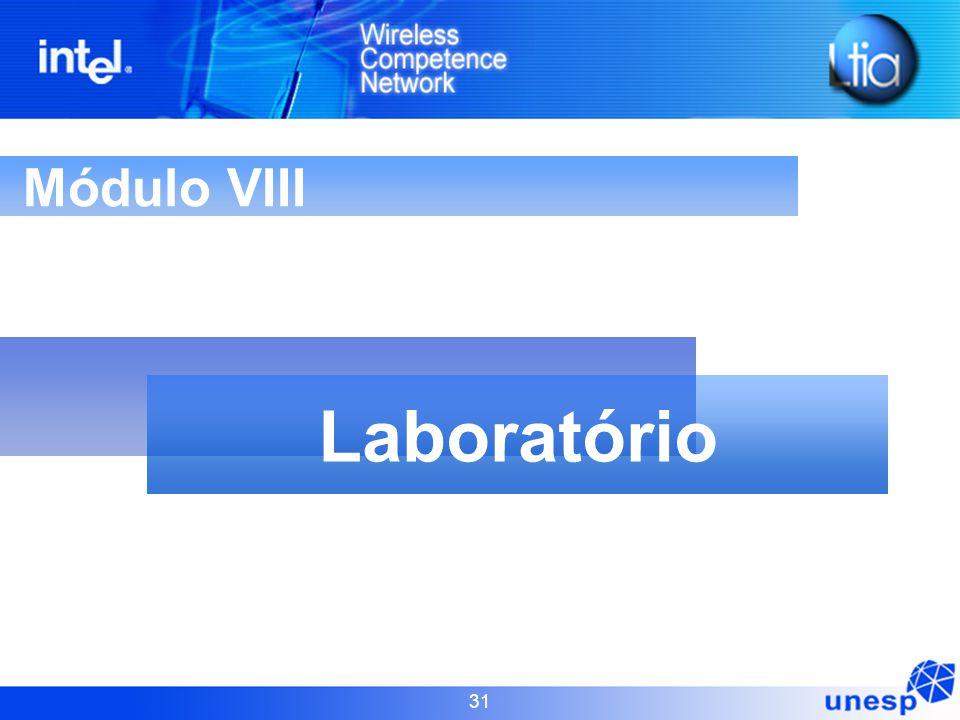Módulo VIII Laboratório