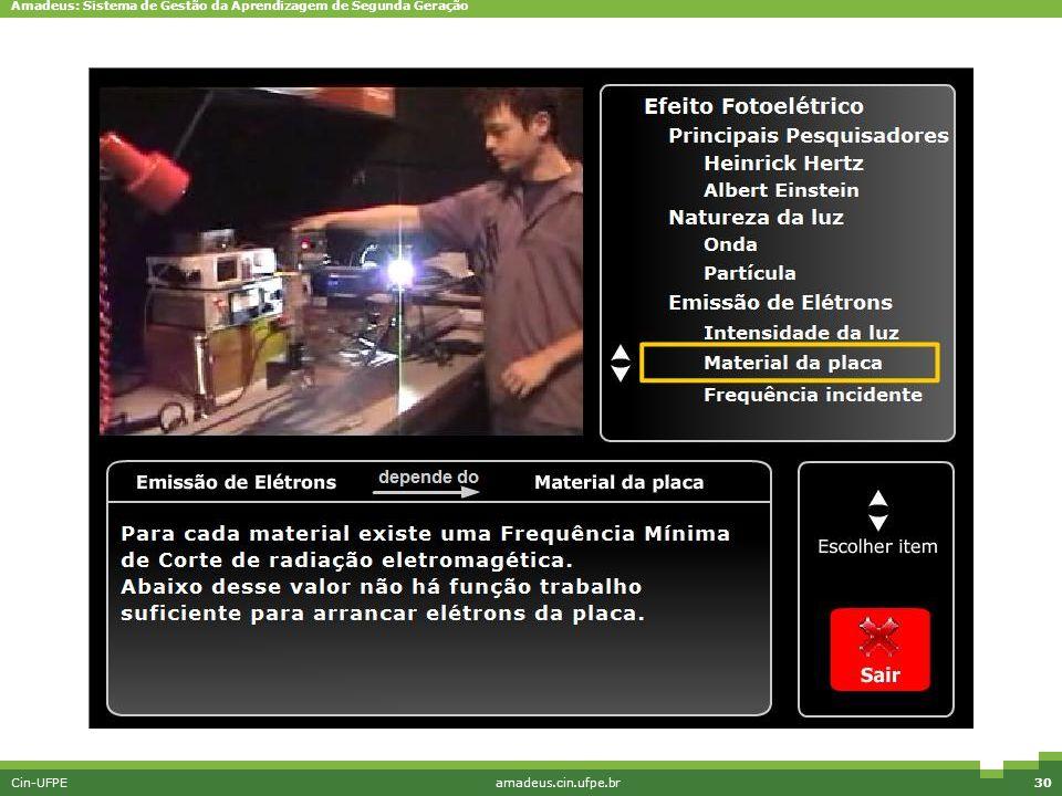 Cin-UFPE amadeus.cin.ufpe.br