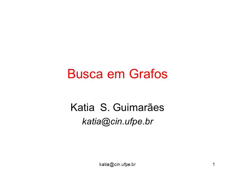 Katia S. Guimarães katia@cin.ufpe.br