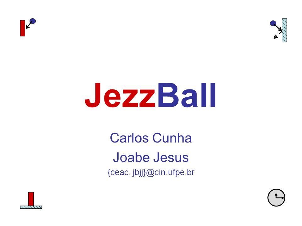 Carlos Cunha Joabe Jesus {ceac, jbjj}@cin.ufpe.br