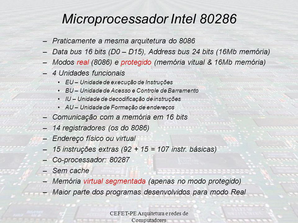 Microprocessador Intel 80286