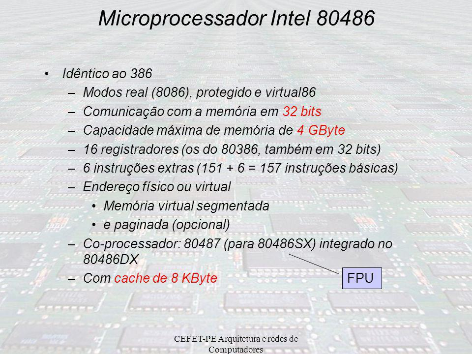 Microprocessador Intel 80486