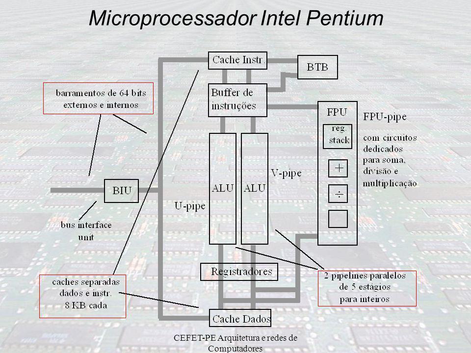 Microprocessador Intel Pentium