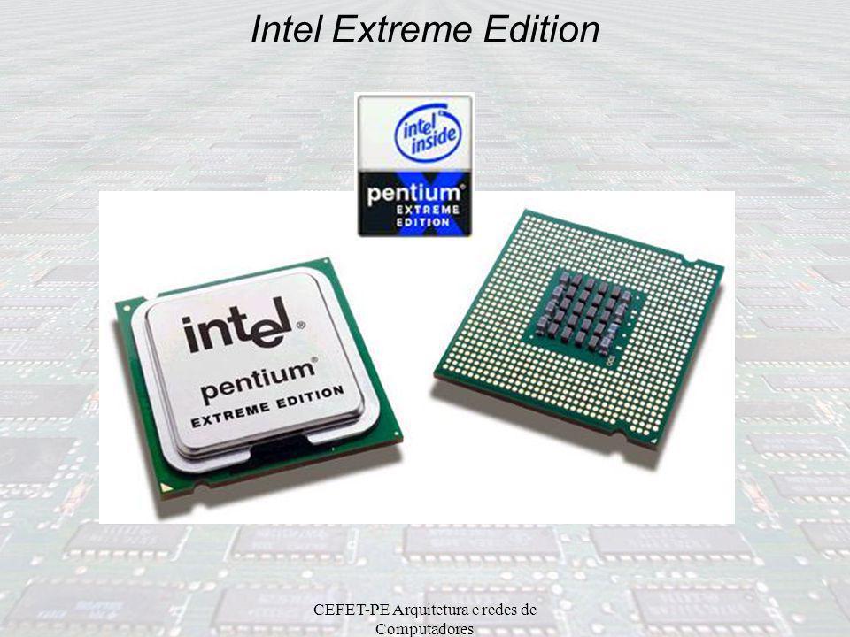 CEFET-PE Arquitetura e redes de Computadores