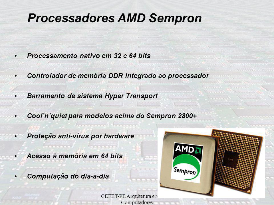 Processadores AMD Sempron