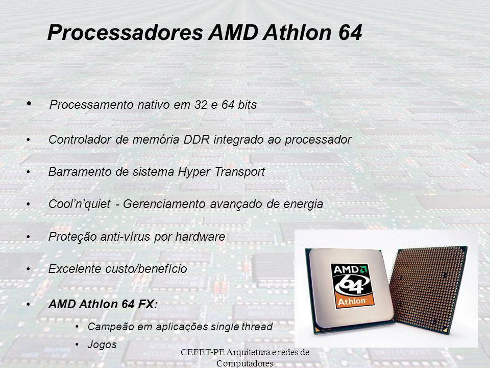 Processadores AMD Athlon 64