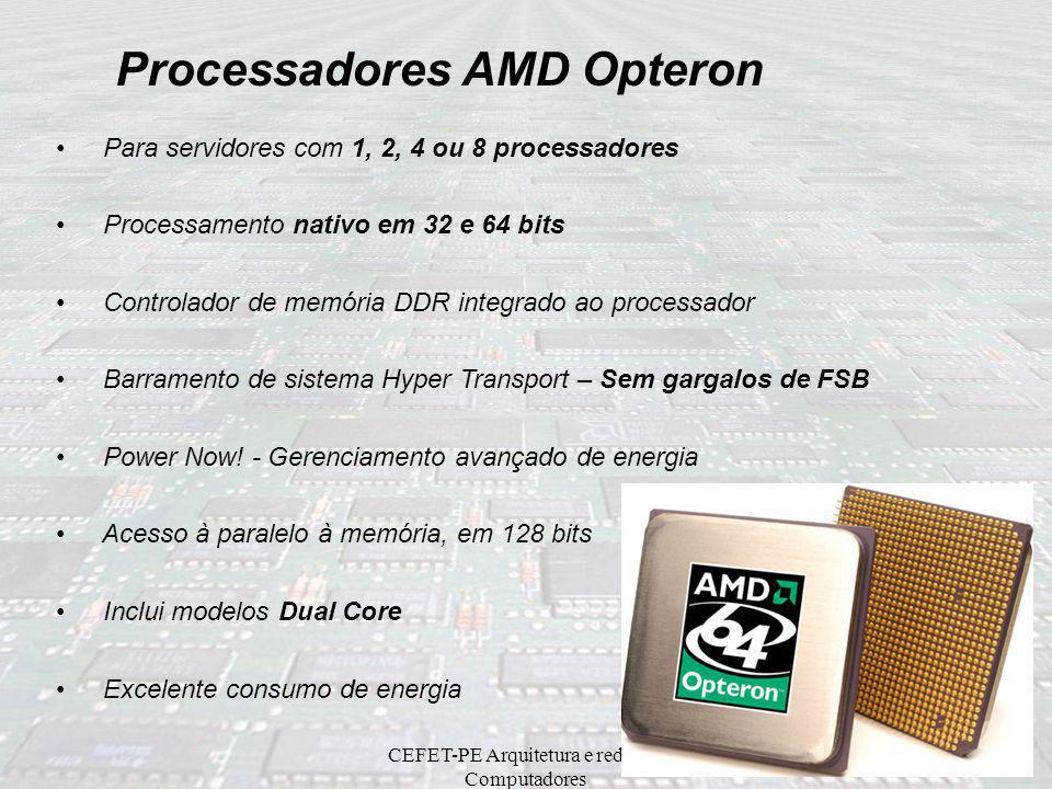 Processadores AMD Opteron