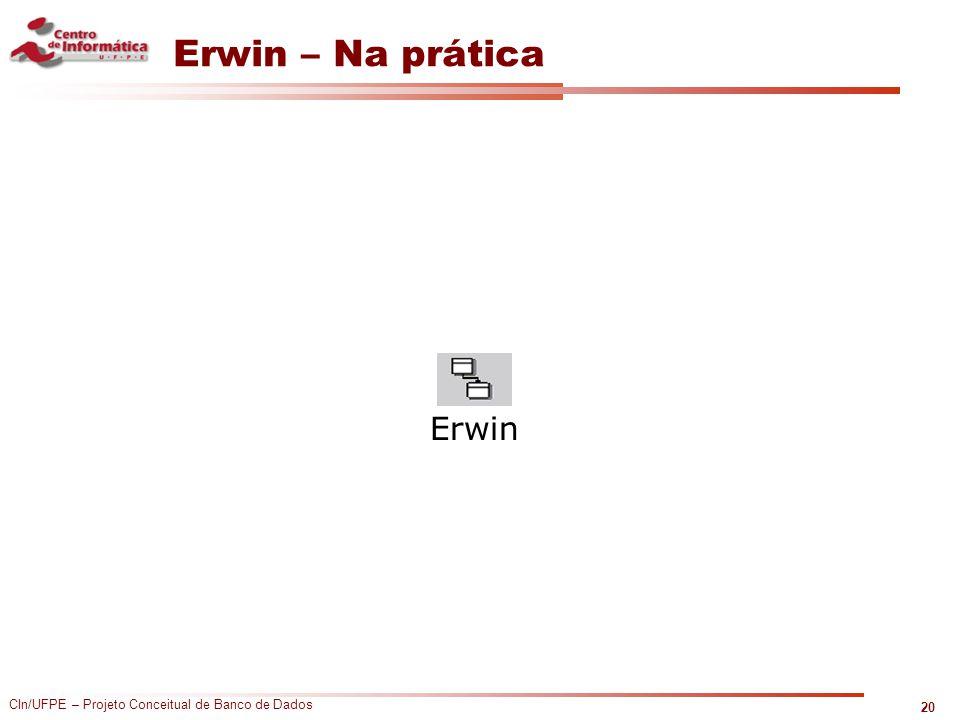 Erwin – Na prática Erwin 20