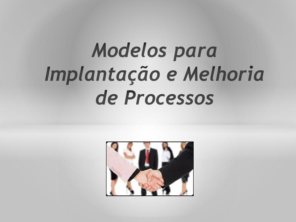 Modelos para Implantação e Melhoria de Processos