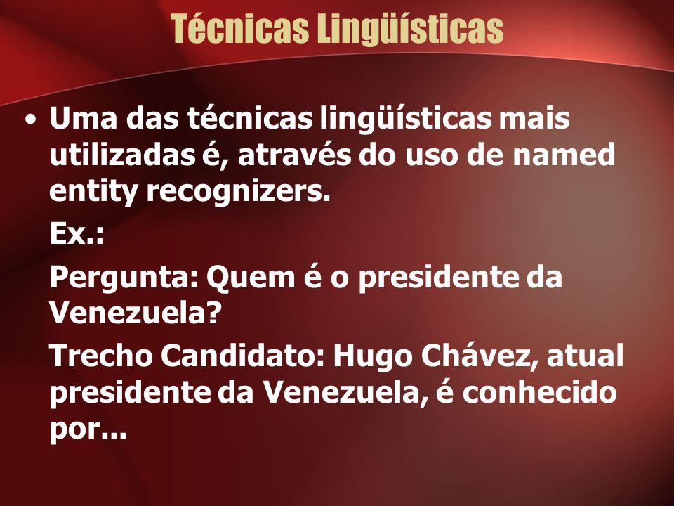 Técnicas Lingüísticas