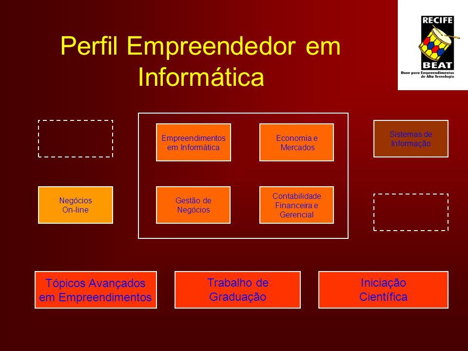 Perfil Empreendedor em Informática