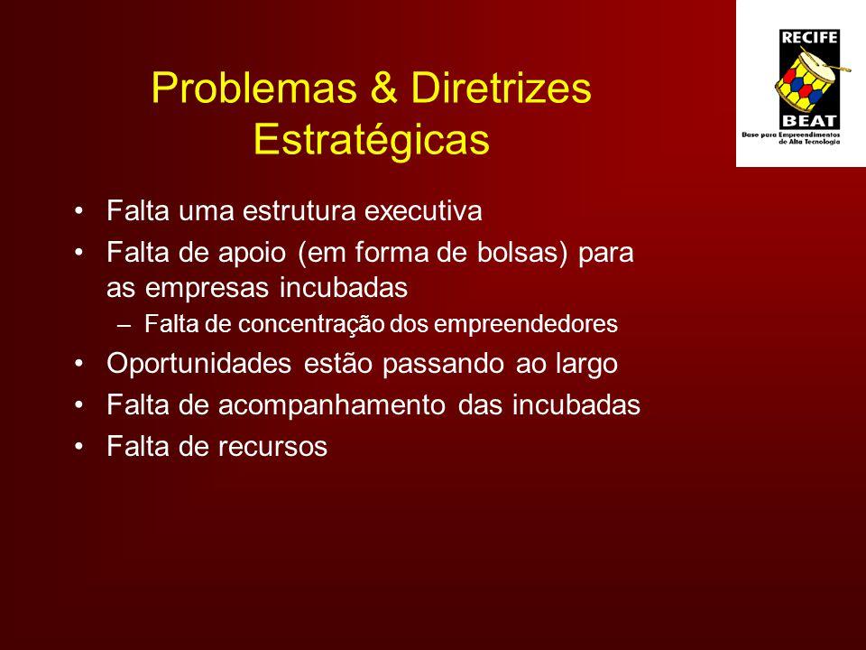 Problemas & Diretrizes Estratégicas