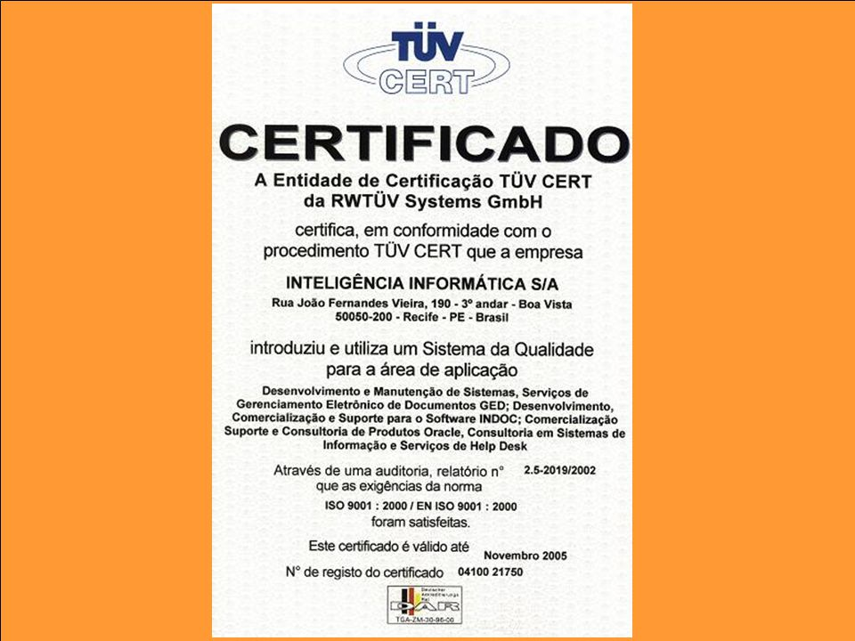 ISO 9001:2000 / ISO 9000-3