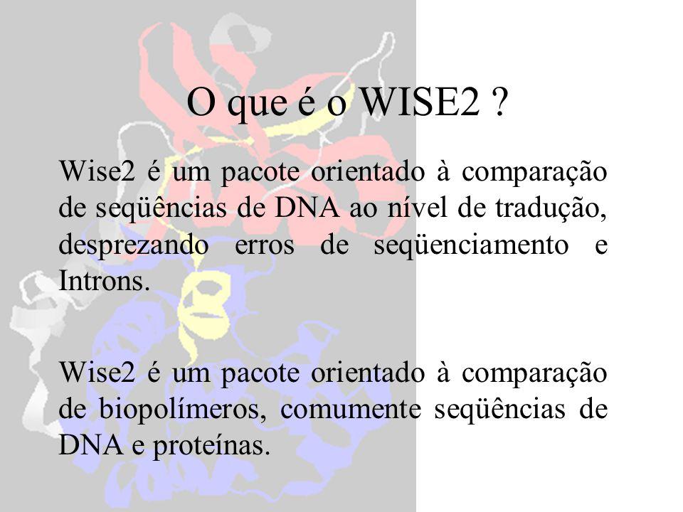 O que é o WISE2
